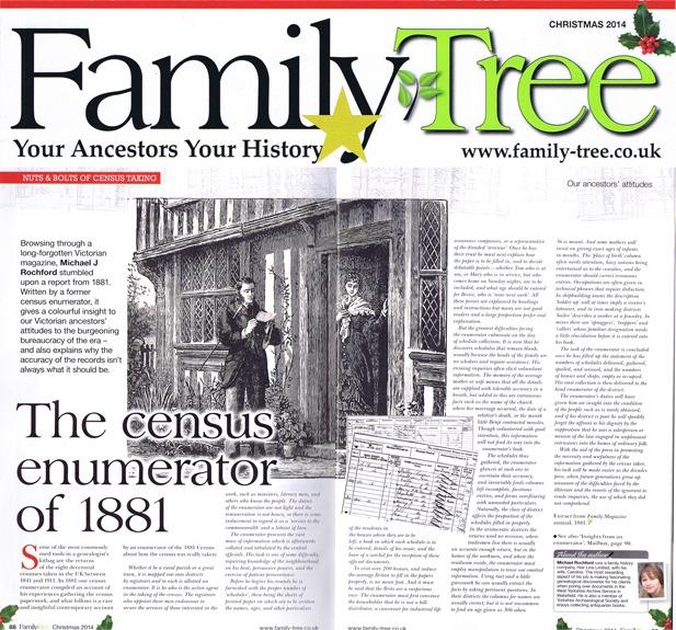 Family Tree Michael Rochford
