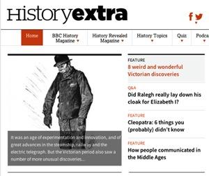 Caroline Rochford BBC History Extra