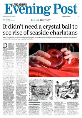 Caroline Rochford Lancashire Evening Post