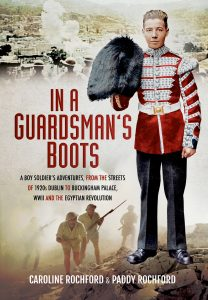 In a Guardsman's Boots by Caroline Rochford