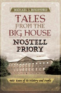 Nostell Priory by Michael J. Rochford